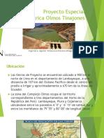 Proyecto Especial Hidroeléctrica Olmos Tinajones