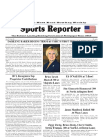 August 11, 2010 Sports Reporter