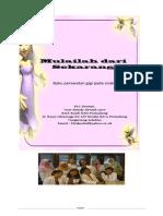 Buku kesehatan gigi anak PDF