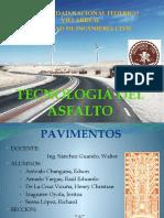 Exposicion de Pavimento - Tecnologia Del Asfalto
