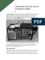 se creó la primera computadora digital electrónica.docx