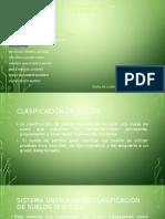 4.3 Sistemas de Clasificacion