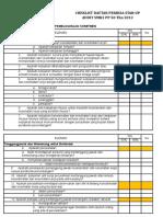 Kriteria Audit SMK3 Sesuai PP 50 2012