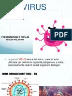 I VIRUS 2° D