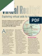 October 2015 Virtual Aids to Navigation