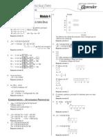Química - Caderno de Resoluções - Apostila Volume 1 - Pré-Vestibular quim4 aula04
