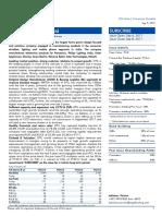 AngelBrokingResearch Dixontech IPO 05092017