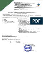 Pengumuman rekrut Nusantara Sehat Individual Periode II Tahun 2017.pdf