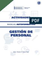 A0214 Gestion de Personal MAC01