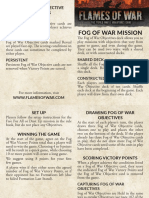 Objective Card Rules