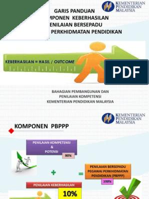 Templates Dd Highschool 43 Download Garis Panduan Komponen Keberhasilan 3 Pptx