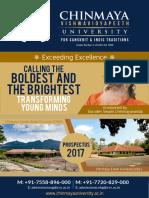 CU Prospectus 2017