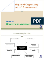 4 Organize Assessment