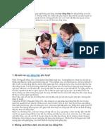 Bật Mí Các Phương Pháp Giúp Trẻ Em Học Tiếng Hàn Tốt Hơn