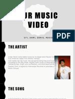 Our Music Video Idea 1