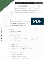 Fluid Mechanics Class Notes-1