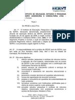 REGIMENTO - IPESE