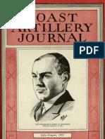 Coast Artillery Journal - Aug 1933