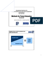 Methods For Patent Valuation.pdf
