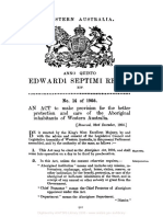 1905 aboriginies act official doc