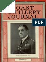Coast Artillery Journal - Jun 1934