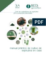 Manual Cultivo Espirulina Bq