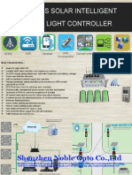 Wireless Solar Intelligient Traffic Light Controller .PDF