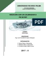 Lab 1 de Metrologia