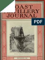 Coast Artillery Journal - Aug 1934