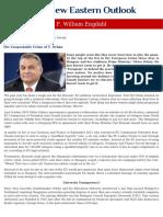 The Unspeakable Crime of v Orban