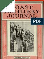 Coast Artillery Journal - Oct 1934