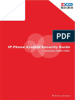 IP Phone System Security Guide