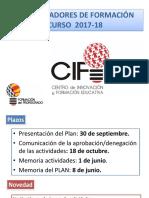 Presentación COFO 2017
