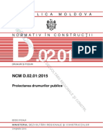 NCM_D.02.01-2015 Proiectarea Drumurilor Publice