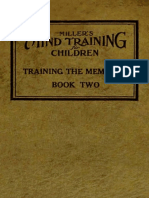 Miller's Mind Training for Children