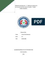 119582315-laporan-pendahuluan-kebutuhan-dasar-manusia-dengan-gangguan-kebutuhan-rasa-aman-dan-nyaman.docx