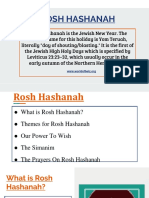 Rosh Hashanah 2017 Facts, Dates and Traditions | Jewish Holidays