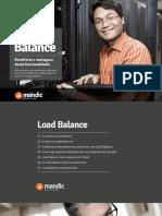 eBook o Que e Load Balance Beneficios e Vantagens Na Nuvem Mandic