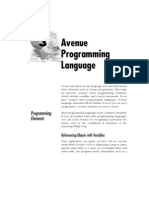 Avenue Programming 0766862089