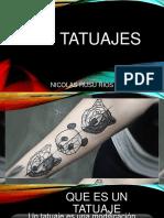 Los Tatuajes
