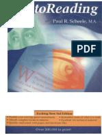 The PhotoReading Whole Mind System - Paul Scheele