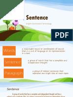 Basicsentence-