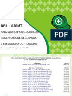 FMU      ENGENHARIA DE SEGURANÇA_SESMT 3º.ppt