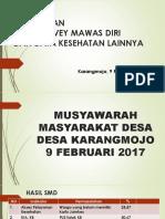 MMD karangmojo-puskesmas