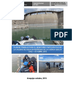 Plan de Monitoreo Represas Cuenca Quilca Chili Agosto 2015 (2)