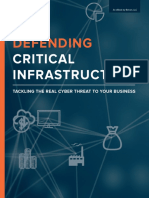 Defending Critical Infrastructure