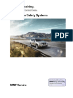 BMW 08_F25 Passive Safety Systems