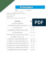 Traductor de Lenguaje Matematico y Formulas