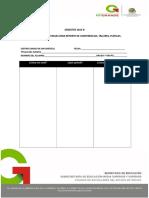 Cuadro de Competencias Para Reporte de Conferencias