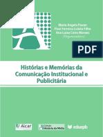 Histórias e Memórias Da Comunicação Institucional e Publicitária (1)